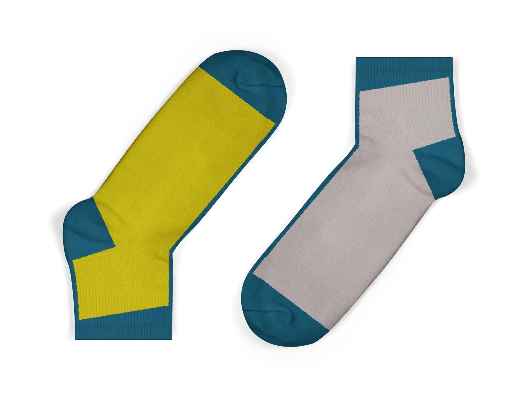 pure cotton kids socks