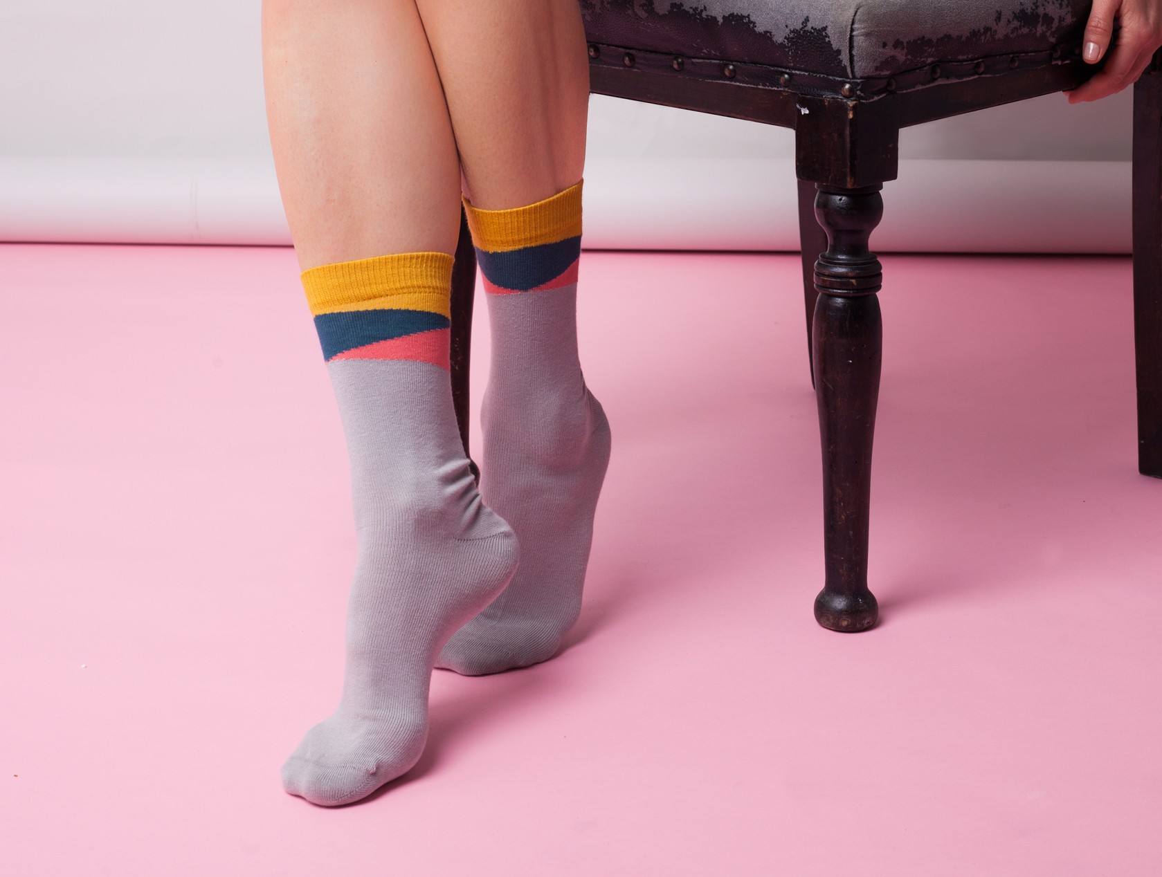 pure cotton adult socks