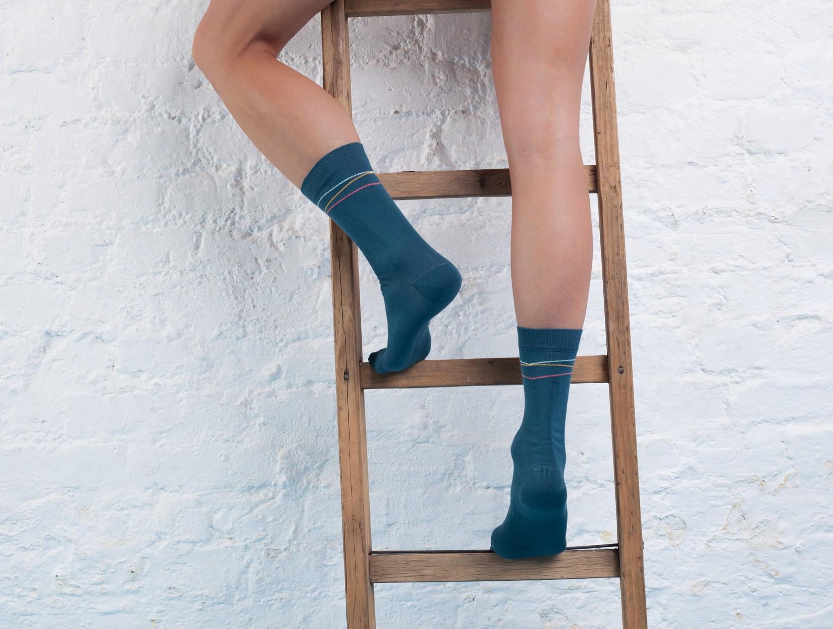 organic cotton adults socks
