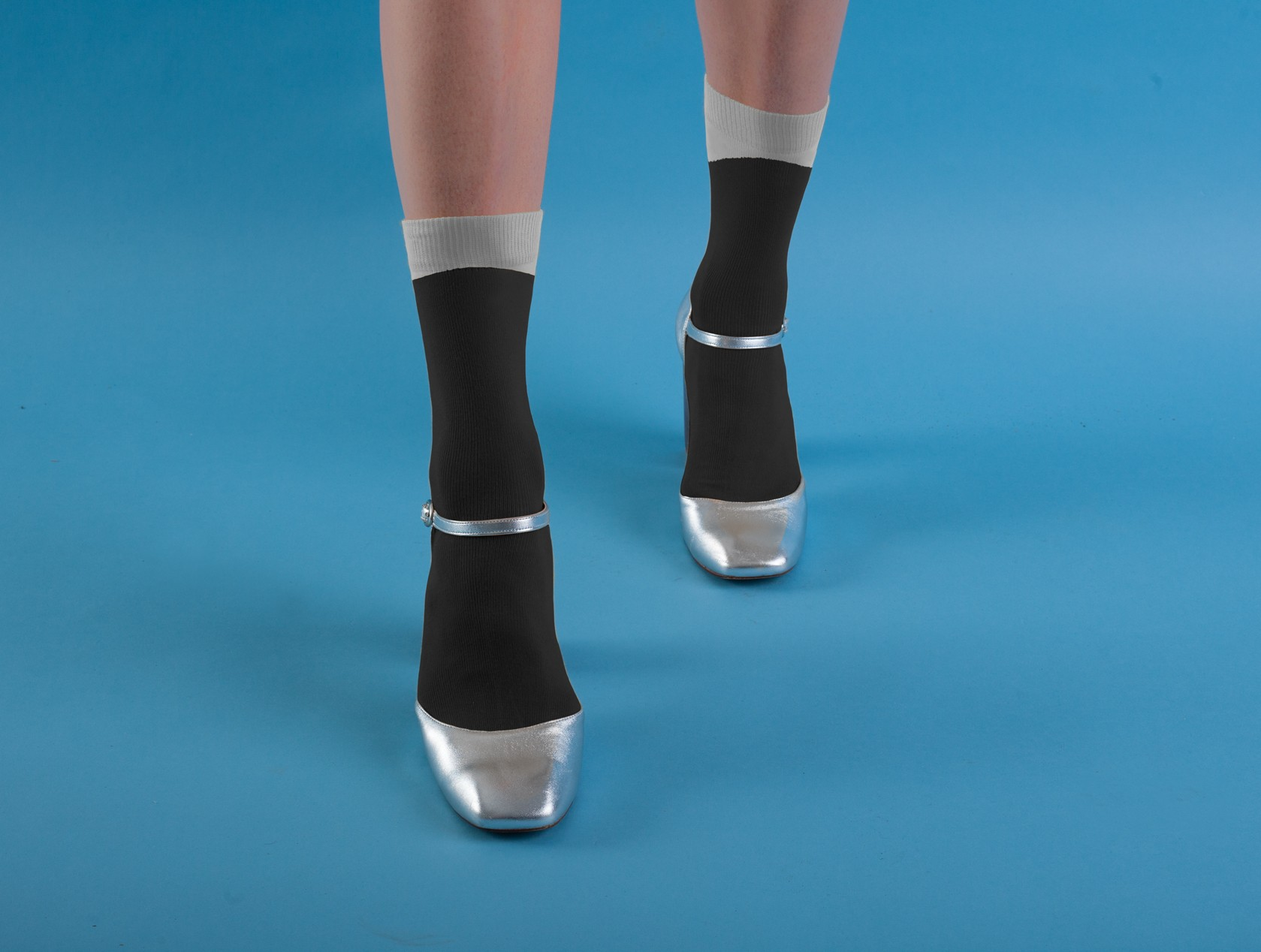 pure cotton ladies socks