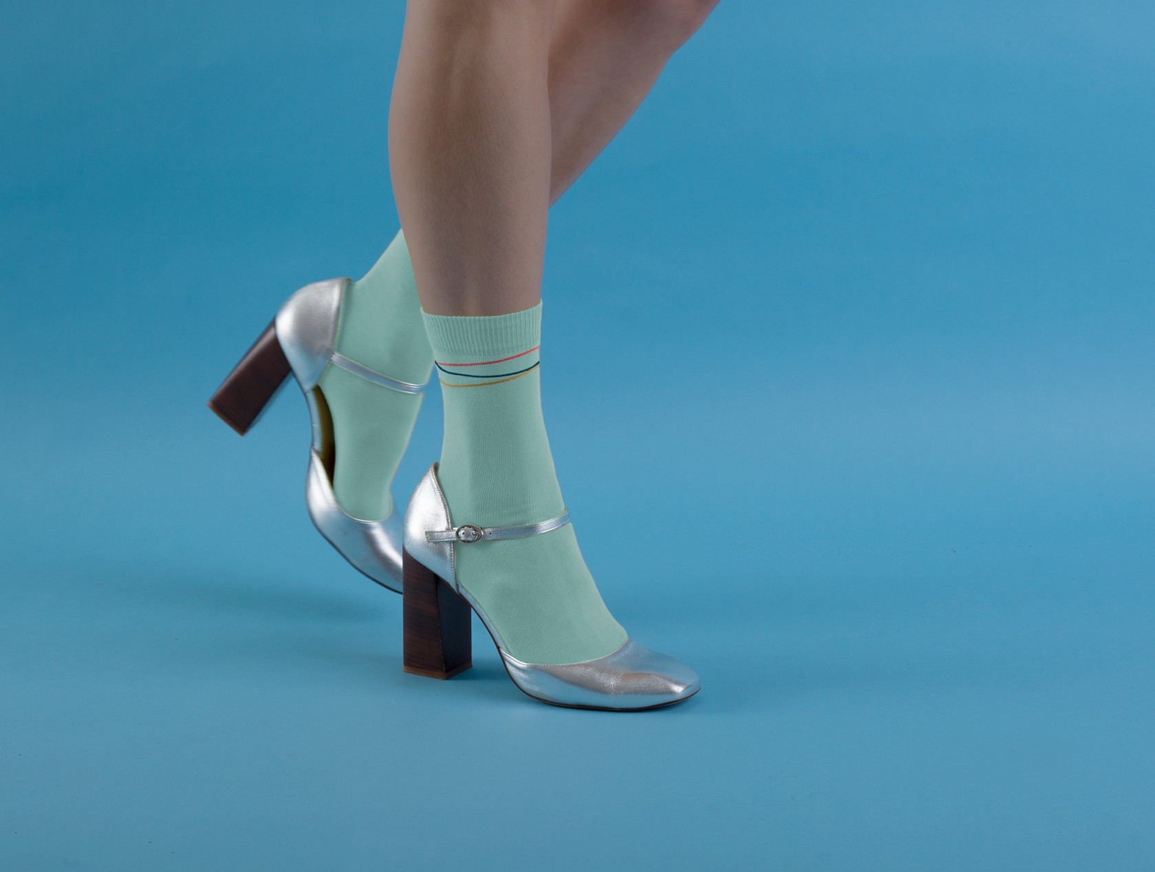 organic cotton ankle sock