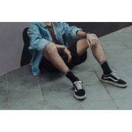 pure cotton men socks