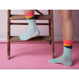 pure cotton ankle socks